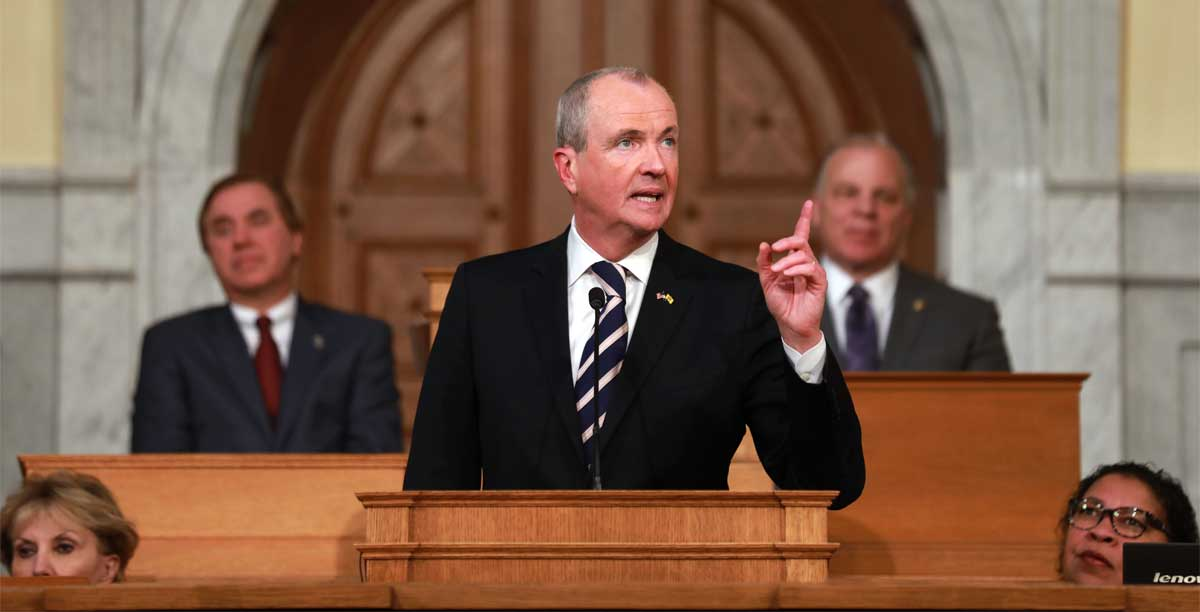State of the State: Murphy Doubles Down On Push to Fix